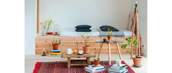 Меблі в скандинавському стилі