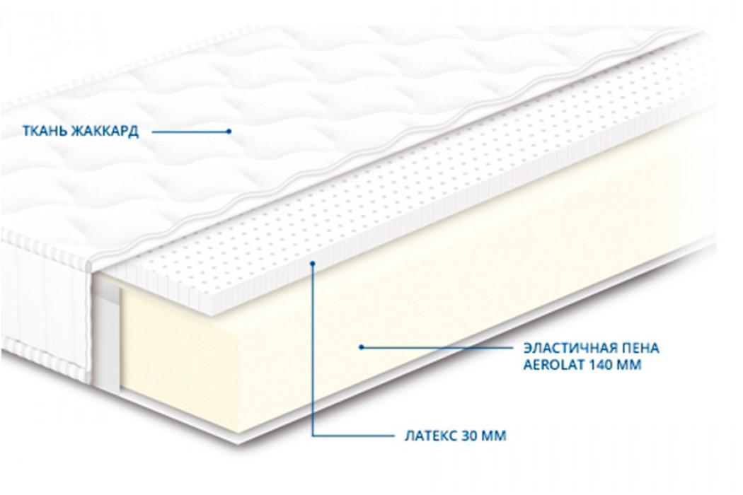 Ортопедичний матрац Нео Latex Сонлайн