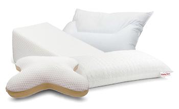 Ортопедические подушки разной формы